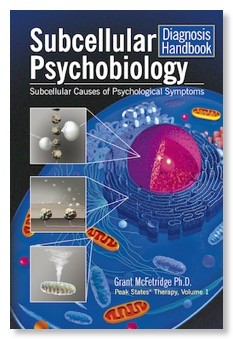 Subcellular Psychobiology front cover 250px